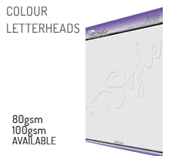 Colour Letterheads